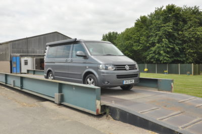 Do you weigh your motorhome before every trip? thumbnail