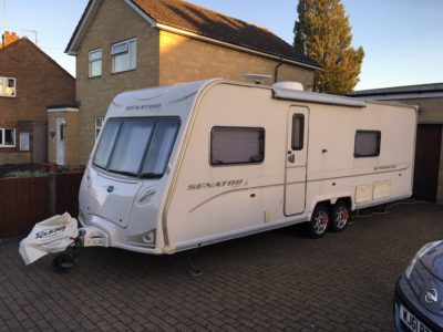 Video: Tips for storing your caravan at home thumbnail