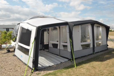 What's new for caravan awnings: A look at four thumbnail