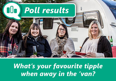 Top 10 tipples for caravanners and motorhomers thumbnail