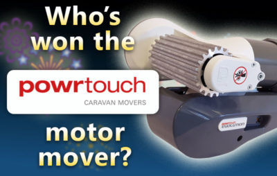 Bailey owner wins Powrtouch motor mover thumbnail