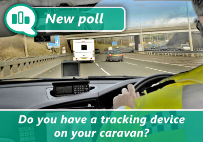 Poll: Do you have a tracking device on your caravan? thumbnail
