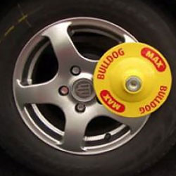 Bulldog Max Axle Wheel lock