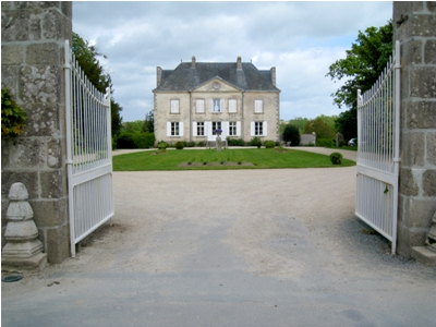 The Chateau on-site is stunning
