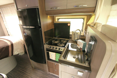 Adria Matrix Supreme Kitchen