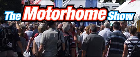 the motorhome show