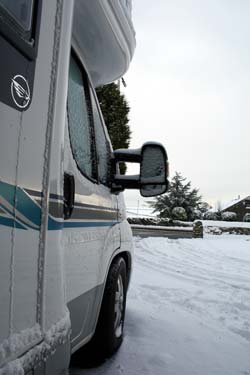 Icy road ahead for motorhomers 250 portrait