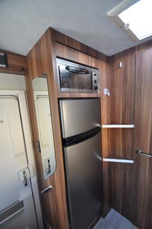 Roller Team T-Line 590 Motorhome Fridge