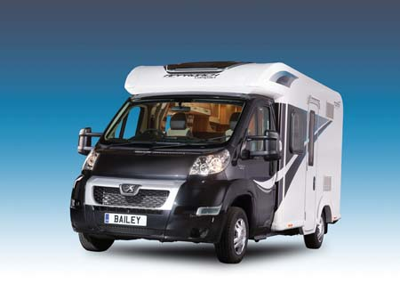 8b6c29c312 Bailey Compact 540 motorhome review  Small wonder - Caravan Guard