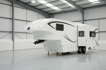 Fifth Wheel Celtic Rambler