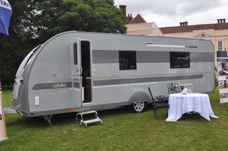 Adria Astella Amazon Glam motorhome exterior