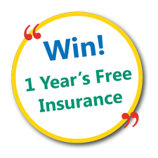 Year's Free Insurance