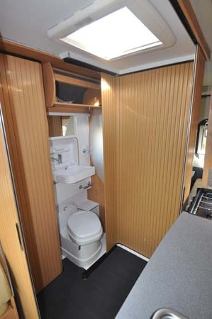 WildAx Callisto Independence Toilet