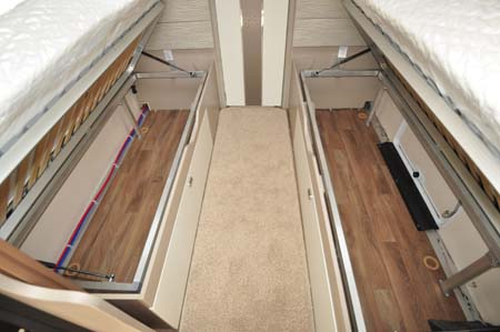 Sterling Continental 565 Under bed storage