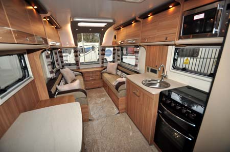Bailey Unicorn Seville Interior