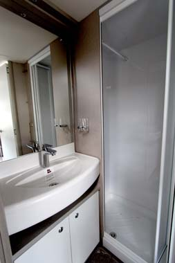 Swift Eccles Moonstone Washroom