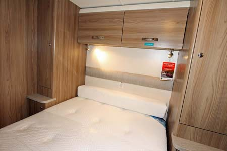 Swift Sprite Major 4SB Double Bed