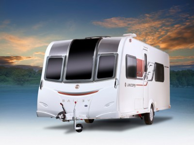 Bailey Unicorn III caravans now with Tyre Pressure Monitoring as standard