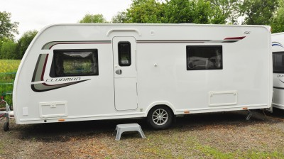 2015 Lunar Clubman SE caravan review: luxury with a low weight