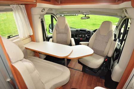 Hymer Van 314: Short stuff - Caravan Guard