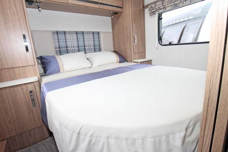 Coachman Laser 650 Double Bed