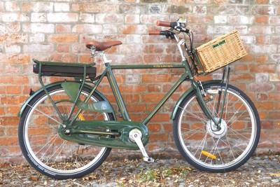 Francis Barnett Electric bicycle