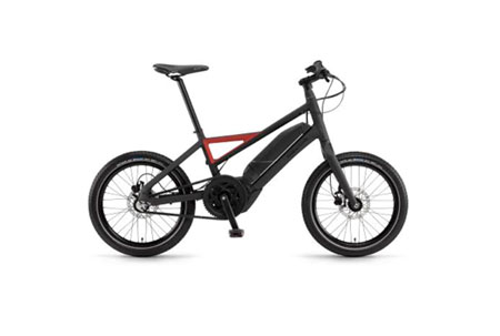 Winora Radius electric bike