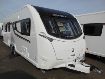 Swift Conqueror 650 exterior