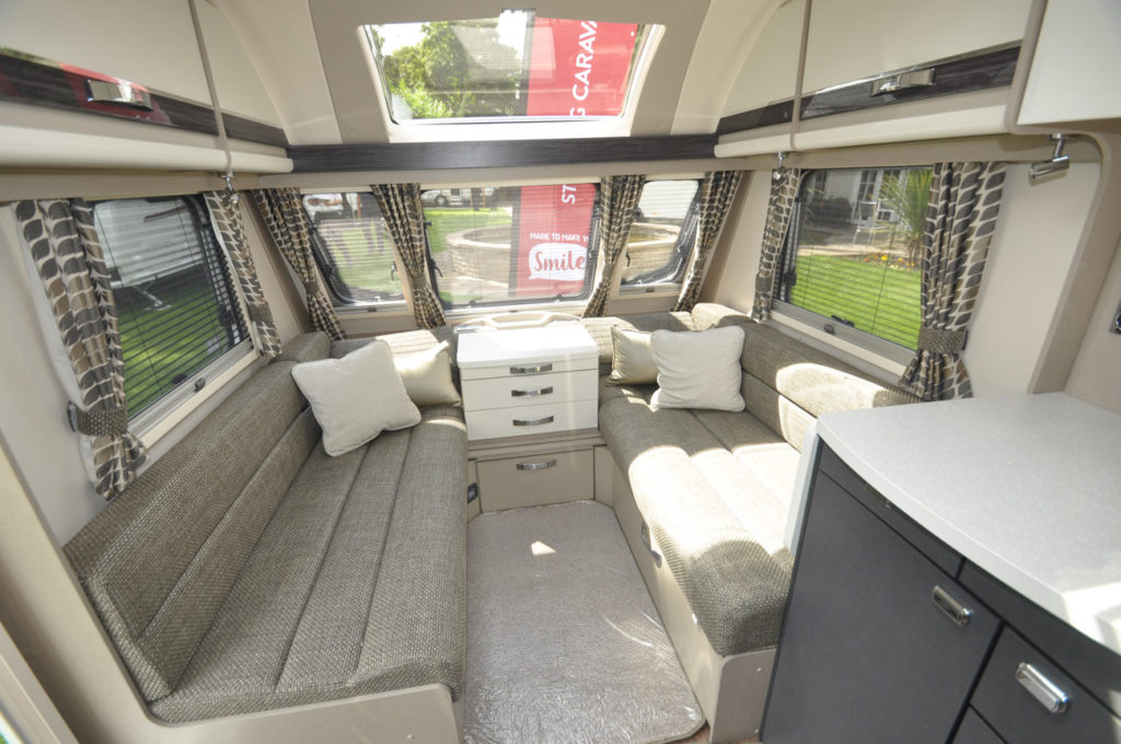 Sterling Eccles 635 Interior looking forward