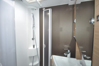 Adria Compact Plus SLS Washroom