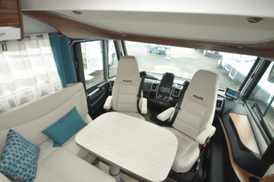 Pilote Galaxy 650U Sensation Motorhome Seating