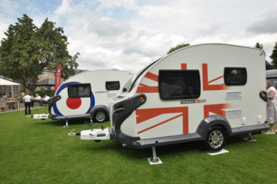 Swift Basecamp Orange Union Jack