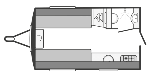 Swift Basecamp Floor Plan