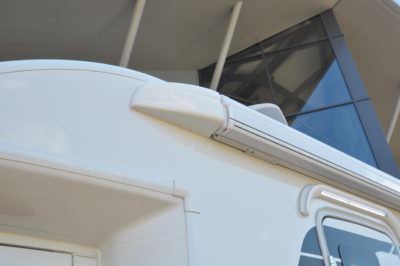 Bailey Autograph awning rail