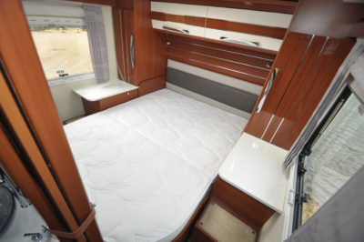 Mobilvetta 79 Double Bed