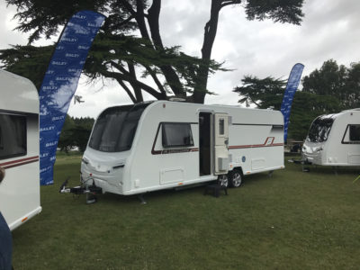 Bailey Unicorn Range Exterior