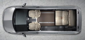 Mercedes Marco Polo Floor Plan