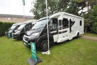 Swift Bessacarr 599 Exterior