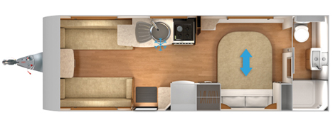 Lunar Lexon 660 Floor Plan
