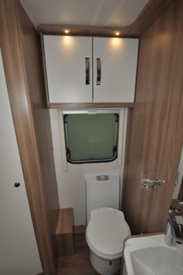 Swift Sprite Quattro EB washroom 2