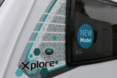 Xplore 422 Badge