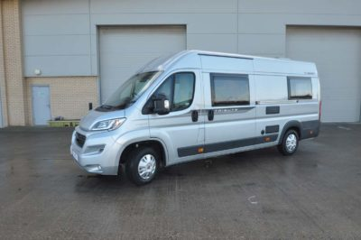 Auto-Trail Tribute 680 Exterior