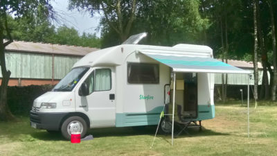 Duvalay bed toppers winner motorhome