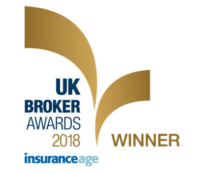 2018 UK Broker Awards winner
