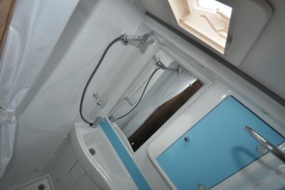 Swift Escape Compact C205 shower room