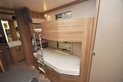 Swift Elegance Grande 655 bunks