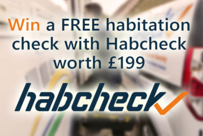Win a free habitation check with Habcheck thumbnail