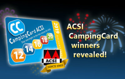 CampingCard ACSI winners announced thumbnail