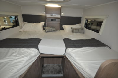 Compass Avantgarde 194 beds