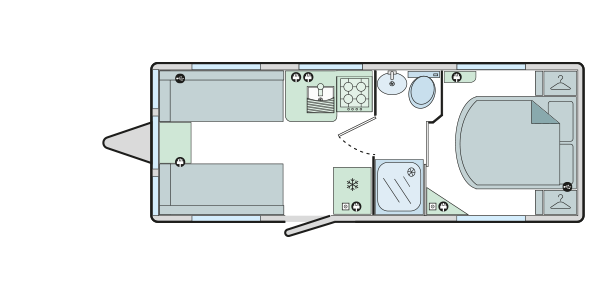 Bailey Phoenix 640 Floorplan